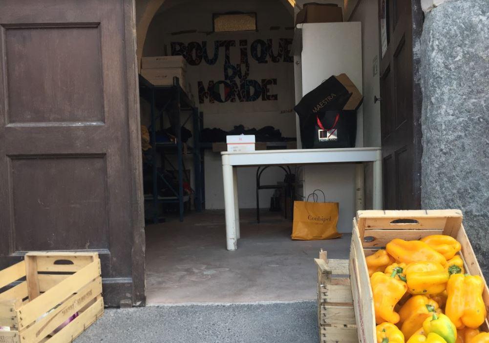 Boutique du monde saluzzo migrante
