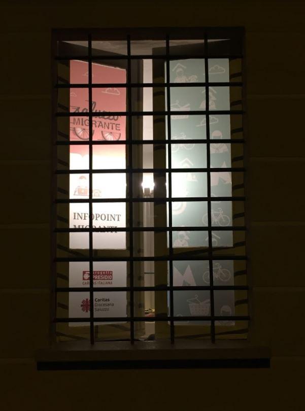 finestra infopoint saluzzo migrante