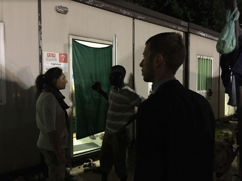 passaggi accoglienza diffusa infopoint mobile saluzzo migrante