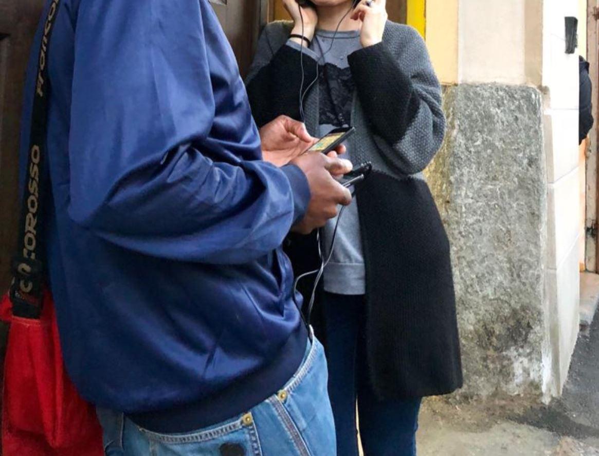 Live8 Ascolto, voci e numeri saluzzo migrante caritas saluzzo