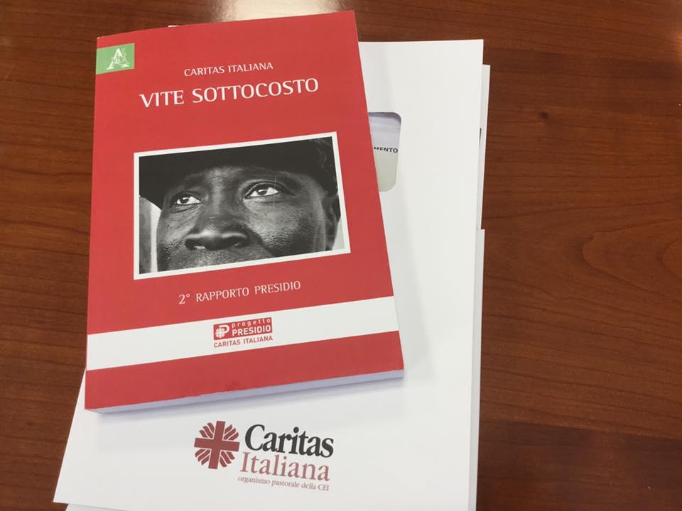 vite sottocosto rapporto presidio 3.0 caritas italiana
