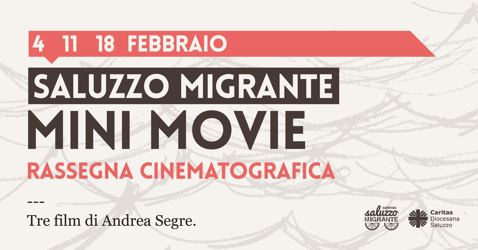 saluzzo migrante mini movie cinema