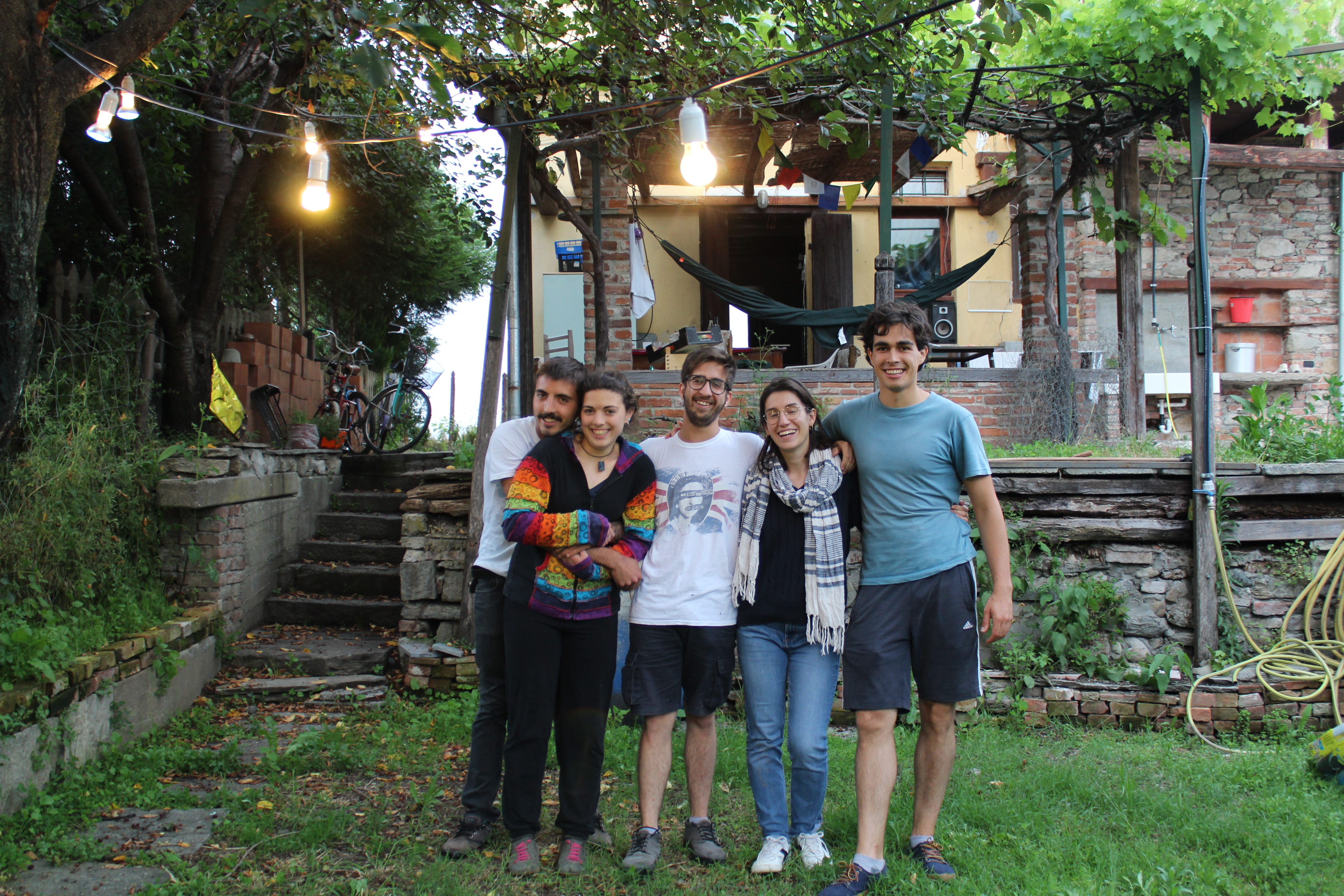 Primi mesi nel cohousing della Caritas